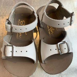 Hoy Shoes. Sun-San surfer two strap sandals.